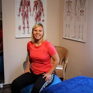 Ihre Physiotherapeutin Ramona Stephan stellt sich vor