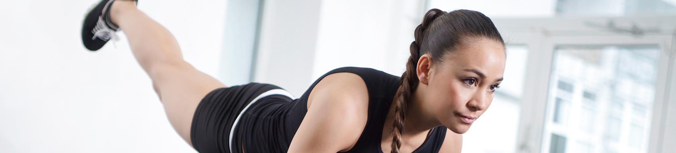 Trainingstherapie in der Physiotherapie-Praxis von Ramona Stephan