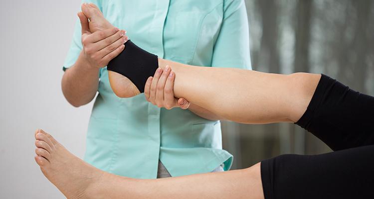 Manuelle Therapie bei Ramona Stephan - Ihrer mobilen Physiotherapeutin