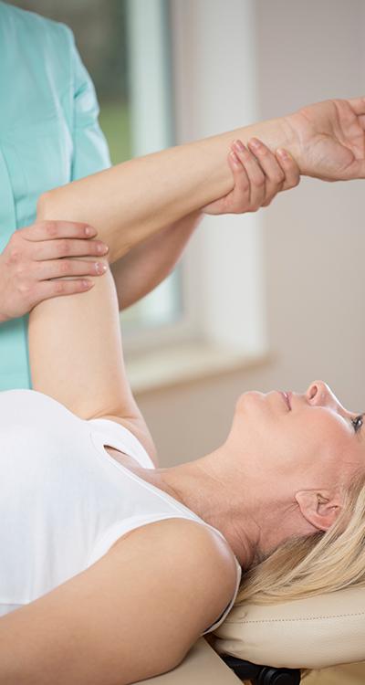 Myofasziale Therapie Ramona Stephan Physiotherapie